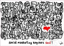Social marketing and soul